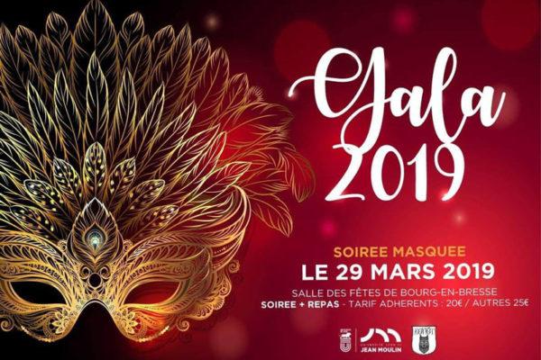 Gala 2019 de l'université de Bourg-en-Bresse