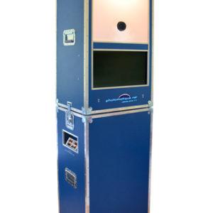 photomatique flightcase v3, photobooth construit en France