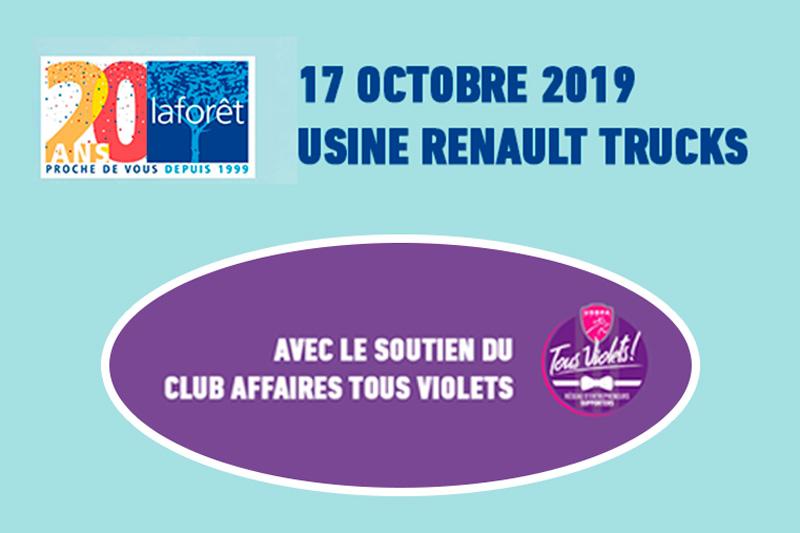 Soirée spéciale Laforêt USB à Bourg-en-Bresse