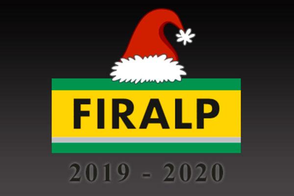 Image de la fête de fin d'année de FIRALP au casino le Lyon Vert