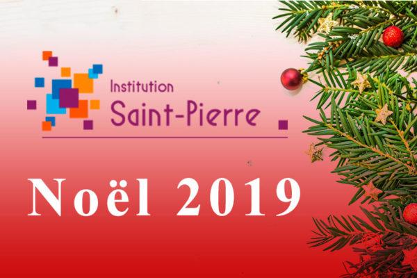Noel 2019 au Lycée Saint-Pierre de Bourg-en-Bresse