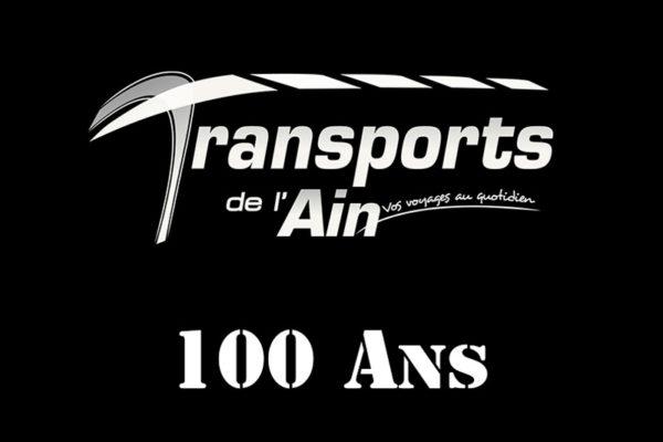 Image de l'anniversaire des 100 ans des Transports de l'Ain
