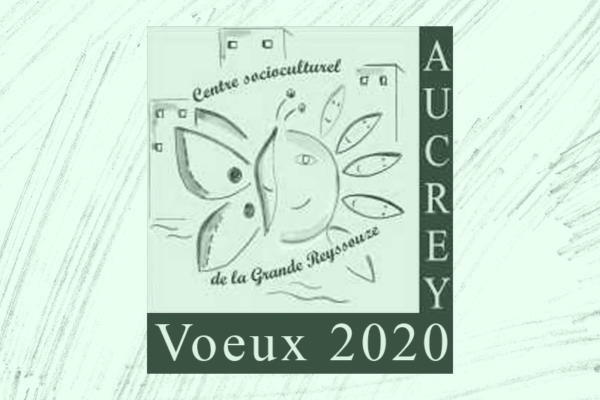 Cérémonie 2020 des voeux de l'A.U.C.R.E.Y.