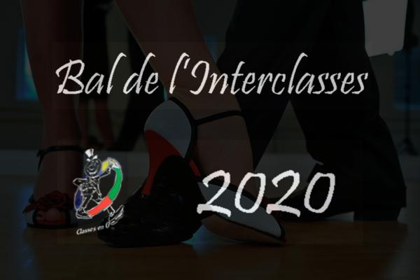 Bal interclasses de Bourg-en-Bresse 2020